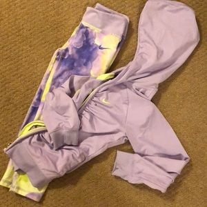 Nike girls outfit